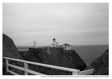 Point Bonita Light Station. (GOGA 35188.63)