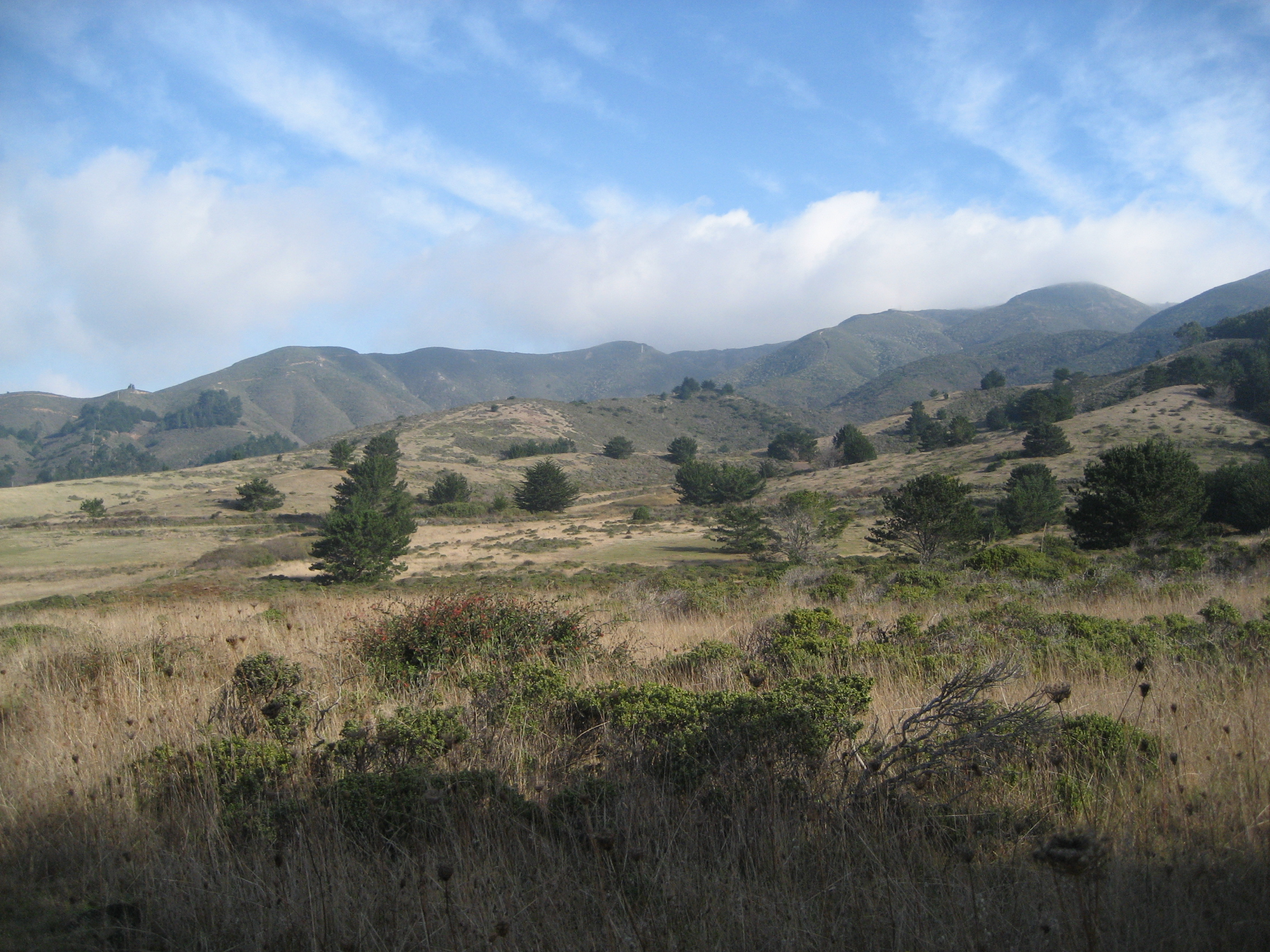 View of Rancho Corral de Tierra