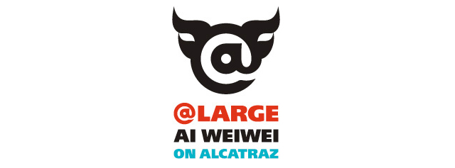 @LARGE- AI WEIWEI ON ALCATRAZ