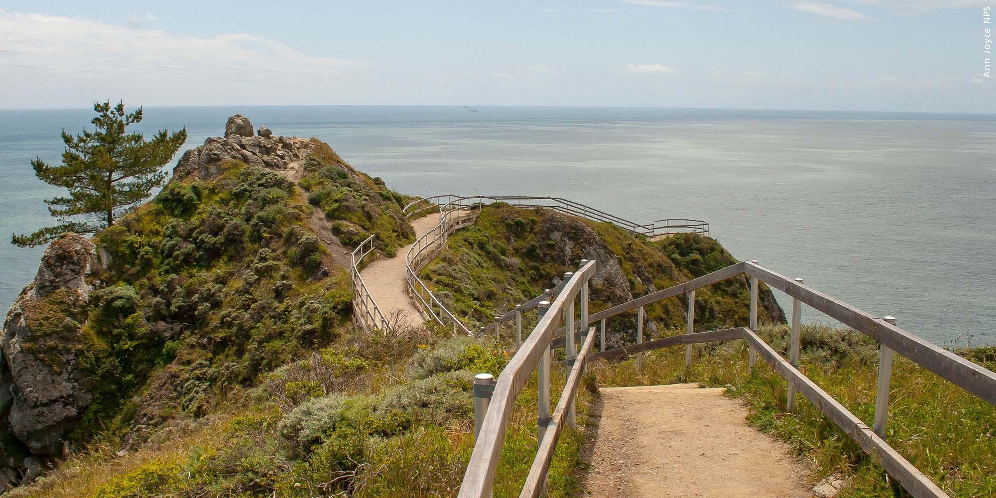 Muir Beach Overlook Golden Gate National Recreation Area U S Park Service