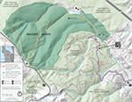 Thumbnail of Phleger Estate trails map