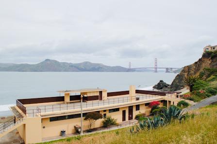 China Beach Golden Gate National Recreation Area U S