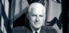 Garrison Davidson as superintendent of the U.S. Military Academy, 1958. Later commander of U.S. First Army, Governors Island 1960-1964.