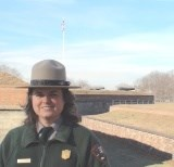 Governors Island National Monument welcomes Ranger Erin to our winter seasonal staff.