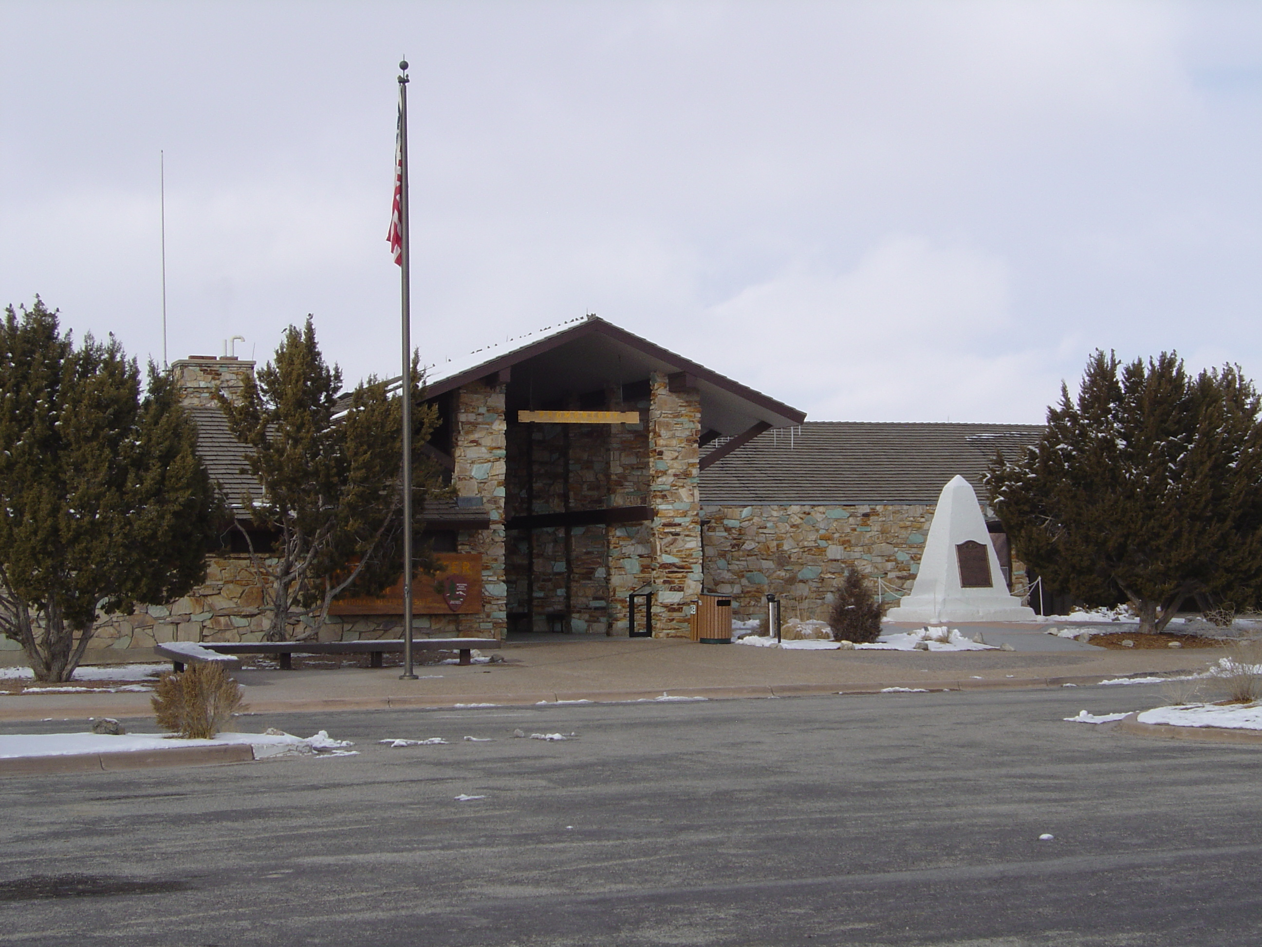 Golden Spike Visitor Center