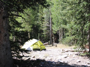 Great Basin Campground