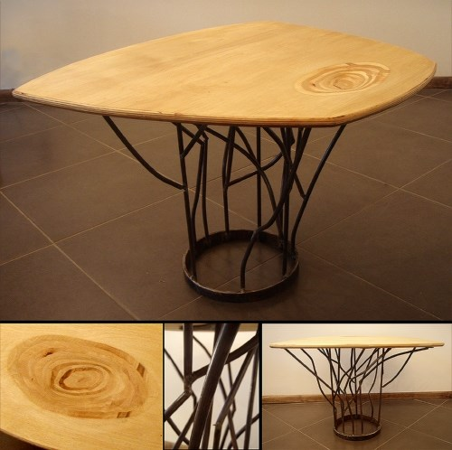Tree table cafeRS
