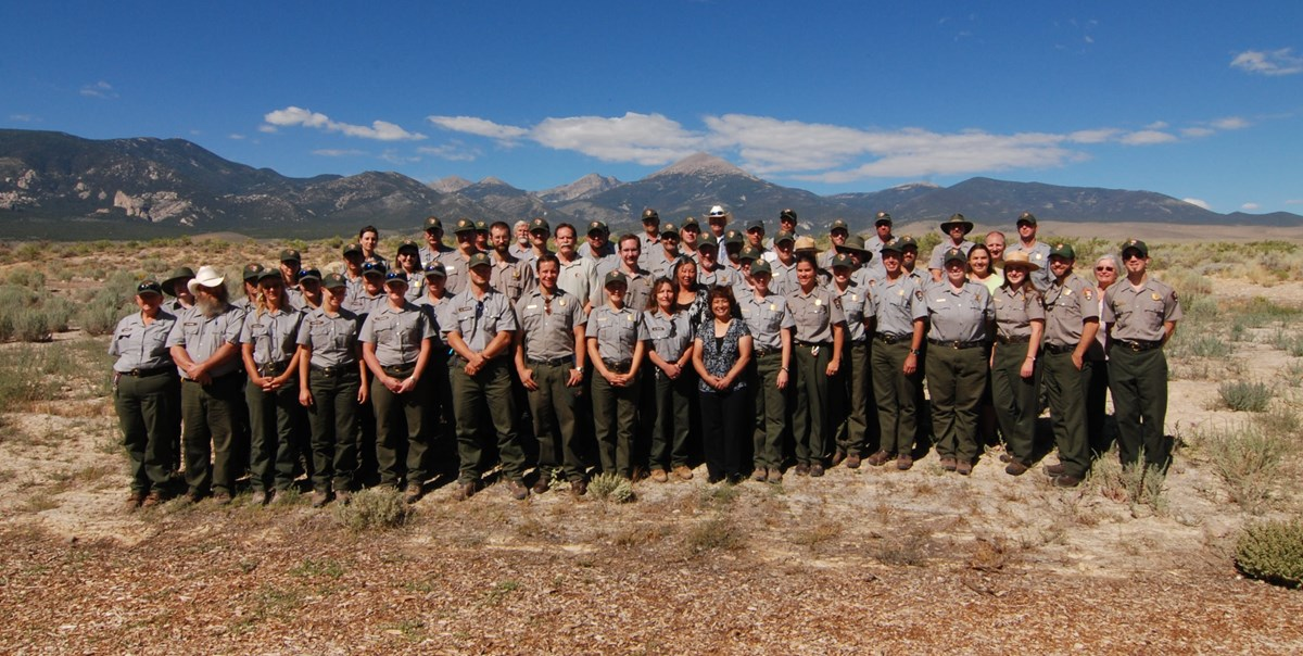 Great Basin National Park staff photo