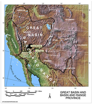 Mountains Great Basin National Park US National Park Service - Mountain ranges in us map