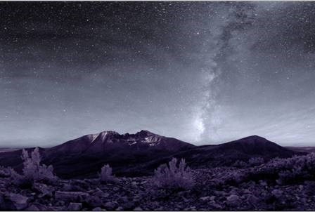 Night Sky at Great Basin NP