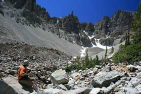 Glaciers Glacial Features Great Basin National Park U S National Park Service