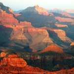 Grand Canyon sunset from Mather Point