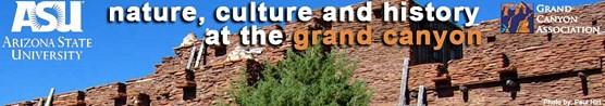Click here to visit Nature Culture and History of the Grand Canyon by ASU and GCA