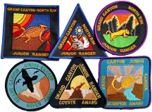 Junior Ranger Patches