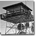 Hopi Fire Tower 1953 on.