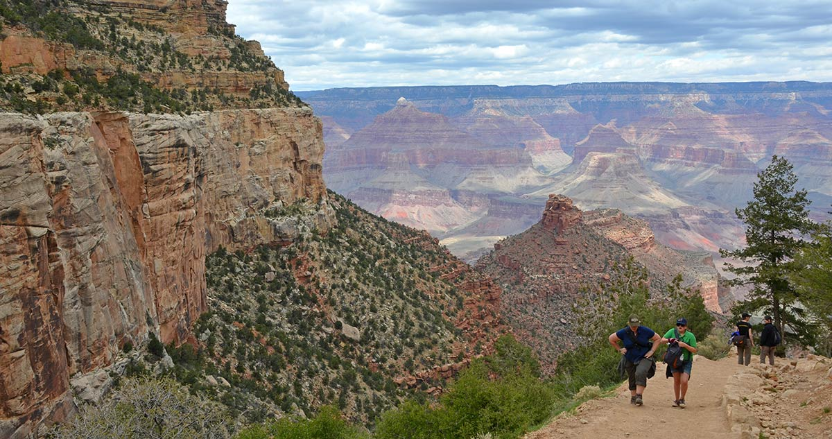 Rangers Strongly Urge Visitors To Hike Smart At Grand Canyon