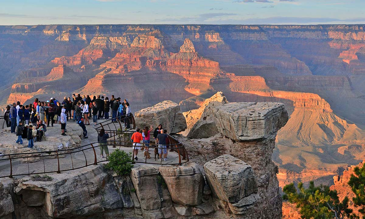 Grand Canyon National Park Changes Entrance Fee To Address