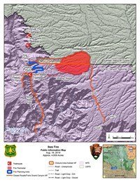 Fire Management, Information and Activity - Grand Canyon