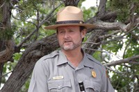 Grand Canyon National Park Superintendent Steve Martin