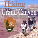 Hiking Grand Canyon Podcast Logo