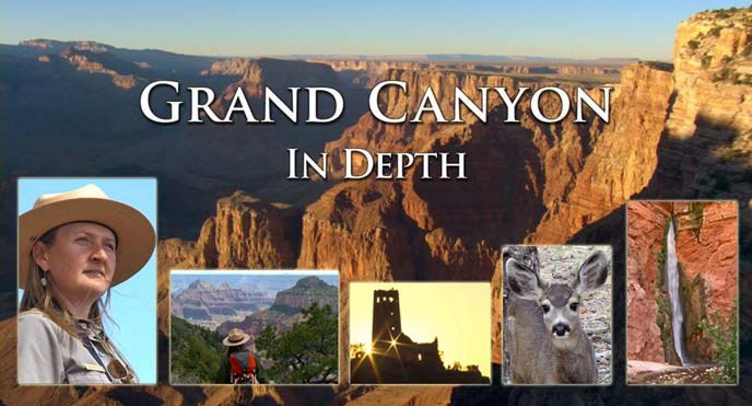 Grand Canyon in Depth Collage
