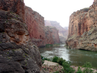 A virtual raft trip down the Colorado River with the USGS.