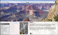 NPS Views Geology Virtual Tour