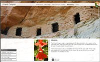 NPS Views: Discovery web site