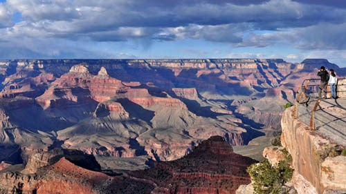 Grand Canyon celebrates centennial