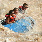 3-21 Day White Water Raft Trips
