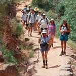 Guided Hikes - North and South Rim
