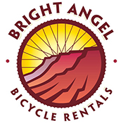 Bright Angel Bicycle Rental Logo