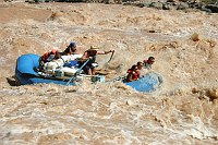 rafting on colorado river