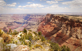 Photo from Desert View Point by Kristen M Caldon