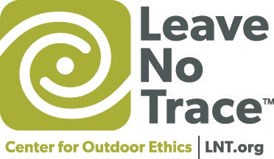 Leave No Trace Logo - tag