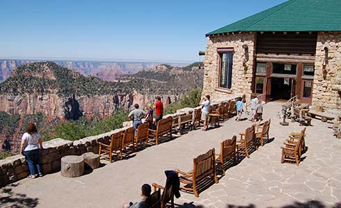 Hotels North Rim Grand Canyon National Park