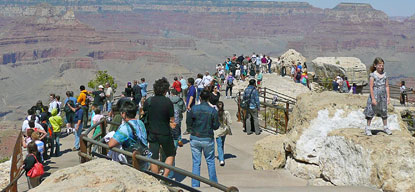 South Rim Fitness Opportunities Grand Canyon National