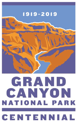 Grand Canyon Centennial Logo