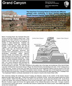 Tuweep Geology site bulletin cover