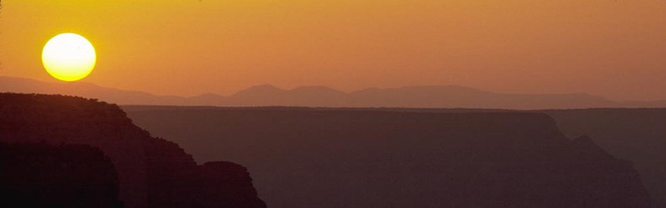Sunrise/ Sunset Times and Moon Phases - Grand Canyon National Park