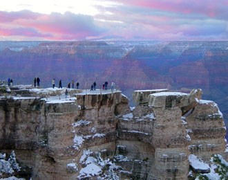 Visiting the Grand Canyon During Winter
