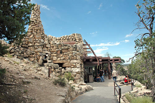 Hermit Road - Grand Canyon National Park (U S  National Park Service)