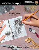Junior Ranger Paleontologist Booklet