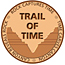 Grand Canyon Trail of Time logo.