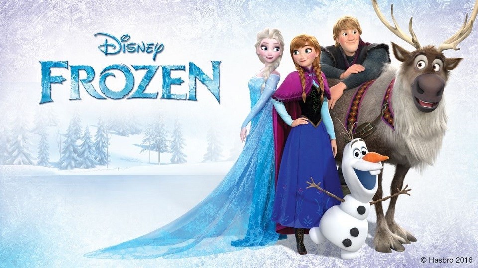 "The Movie ""Frozen"""