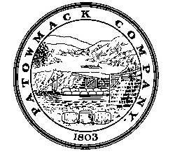 Patomack Canal company logo
