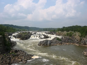 Great Falls in August 2003