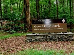 great falls park sign