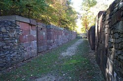 Lock 1 of the Patowmack Canal
