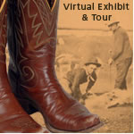 Virtual exhibit tour.